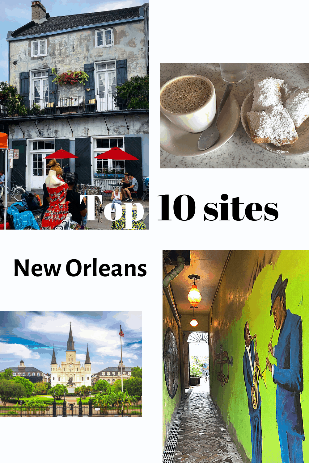 New Orleans travel guide, New Orleans travel tips, New Orleans sites to see, New Orleans, historical sites, New Orleans, solo travel, New Orleans things to do, New Orleans travel, Travel New Orleans things to do, Travel New Orleans French Quarter, Top sites in New Orleans, Sites to see in New Orleans #NewOrleans #Nola #USA #TheTopTenTravel