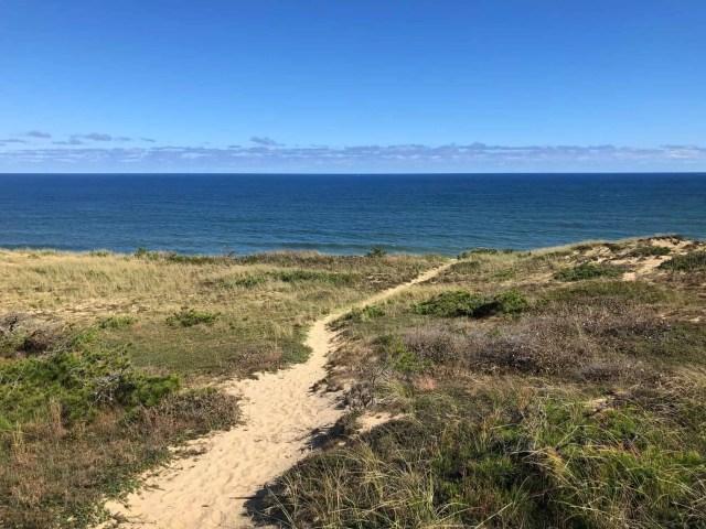 Cape Cod National Seashore.  best new england road trips. new england coast road trip