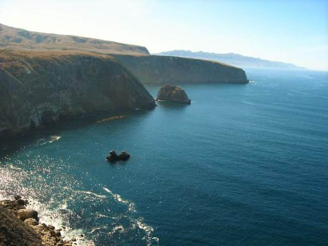 Channel Islands National Park - best camping in southern california. best california camping