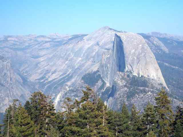 Yosemite National Park is one of the best national parks to visit in summer