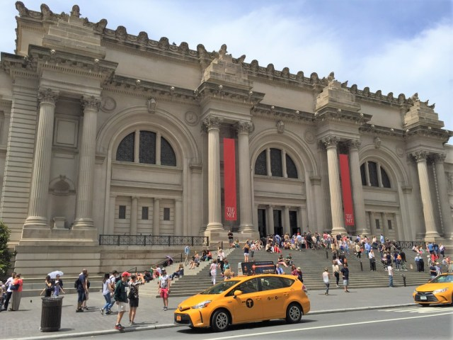 I discovered the museums since moving to new york city and it's part of my new york living lifestyle