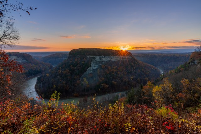 The Finger Lakes have few options for weekend getaways in NY, weekend getaways near me