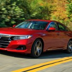 2021 Honda Accord Gets A New Grille And Updated Tech The Torque Report