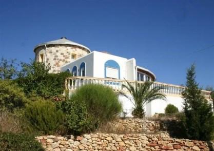 This is a unique holiday villa