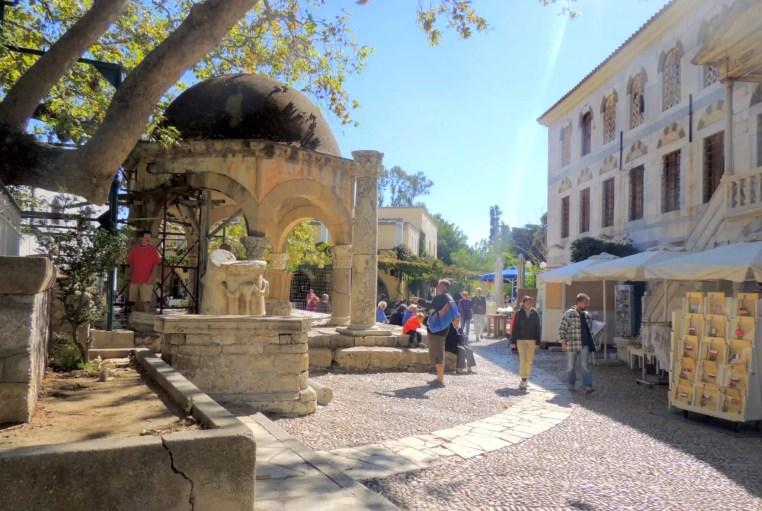 Hippcrates Tree, Kos Town
