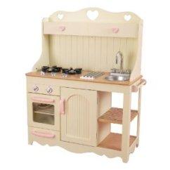 Kid Craft Kitchen Large Round Table Kidkraft Prairie The Toy Centre Uk Zzkk53151 006