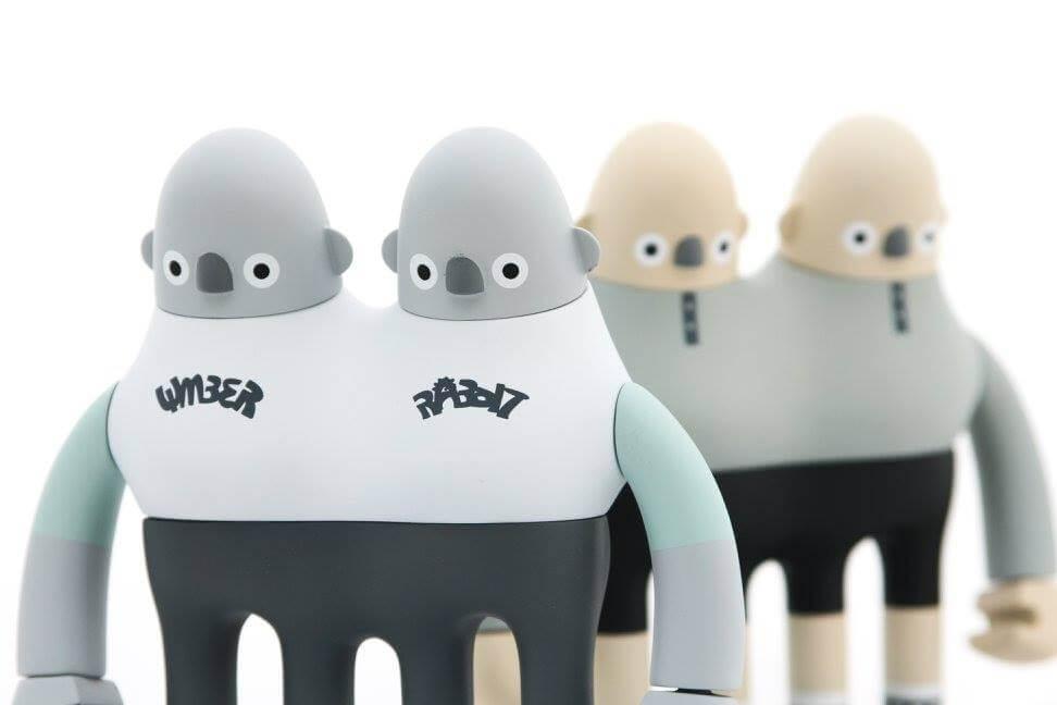 umberrabbit-resin-toys