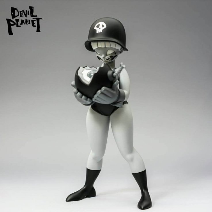 Sally Loves Bomb Clone Army Sallies Mono Edition By Devil Planet KANG GOON x TJ CHA Full
