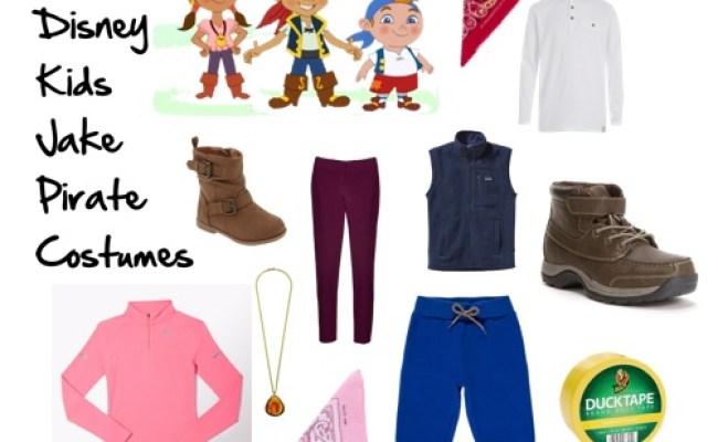 Diy Halloween Costumes Disney Junior Pirates The Toy