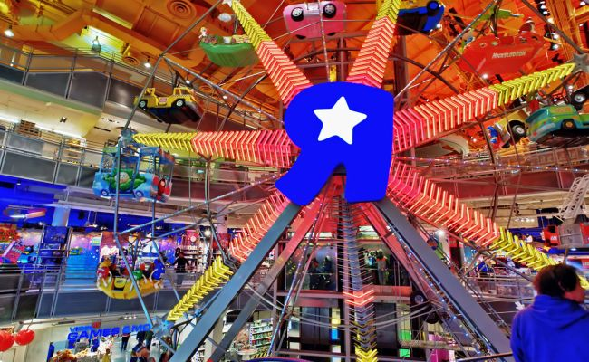 Toys R Us To Close Times Square Flagship Store The Toy