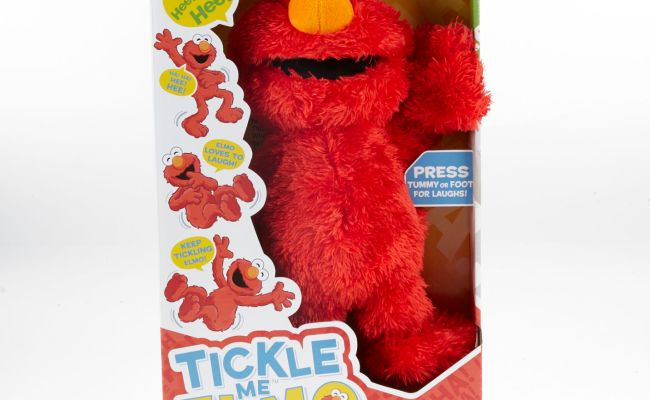 Tickle Me Elmo Will Have Kids Rofl The Toy Insider