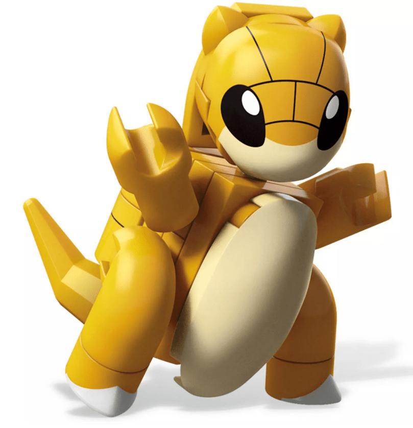 Mega Construx Pokemon Series 8 Ratio in a Full Box