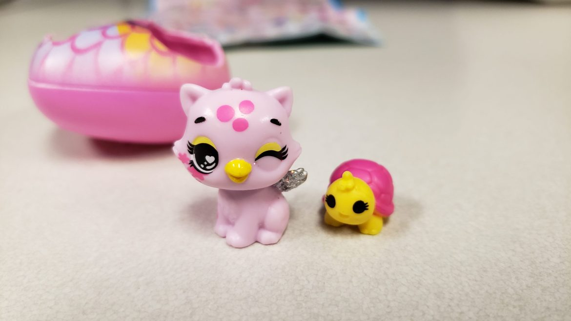 Hatchimals Colleggtibles Pet Obsessed Unboxing