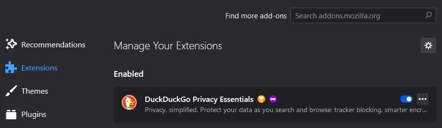 firefox add-ons _extentions _ confirmationAdd