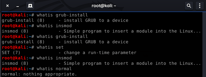 How to fix Grub Rescue on Kali Linux after Windows update