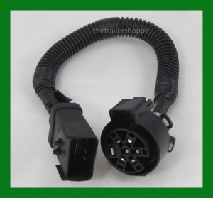 7 Way Harness Adapter Dodge to GM Ford OEM 7 Pin Adaptor  The Trailer Shoppe