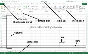 Excel 2016 Window