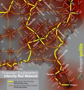 Southeast High Speed Rail Network