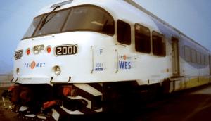 Portland Westside Express Service