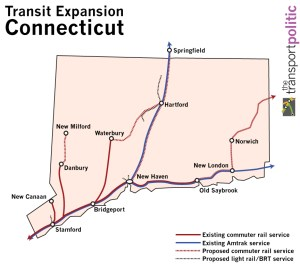 Connecticut Transit Expansion