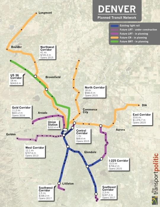 Denver Transit