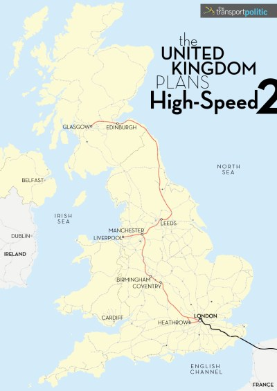 U.K. High Speed 2