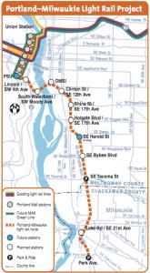 Portland-Milwaukie LRT