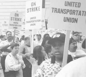 2000 Los Angeles Transit Strike