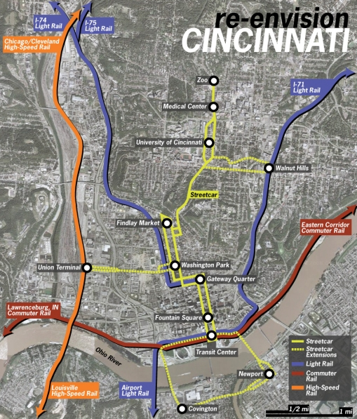 Re-Envision Cincinnati