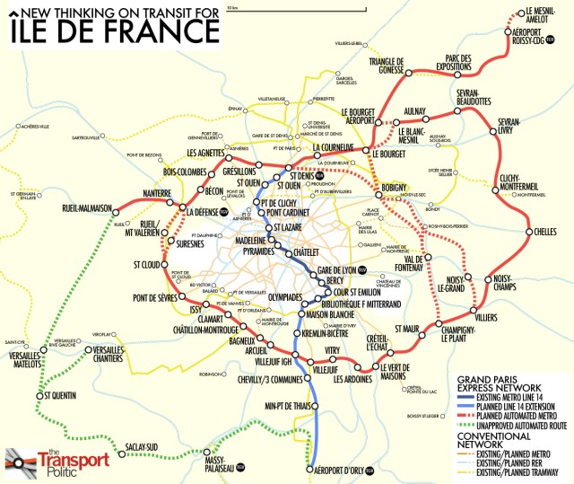 A Grander Paris Through a Rapid Circumferential Metro « The ...