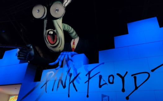 Getting to the Pink Floyd Exhibition in Madrid