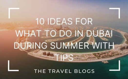 What to do in dubai during summer