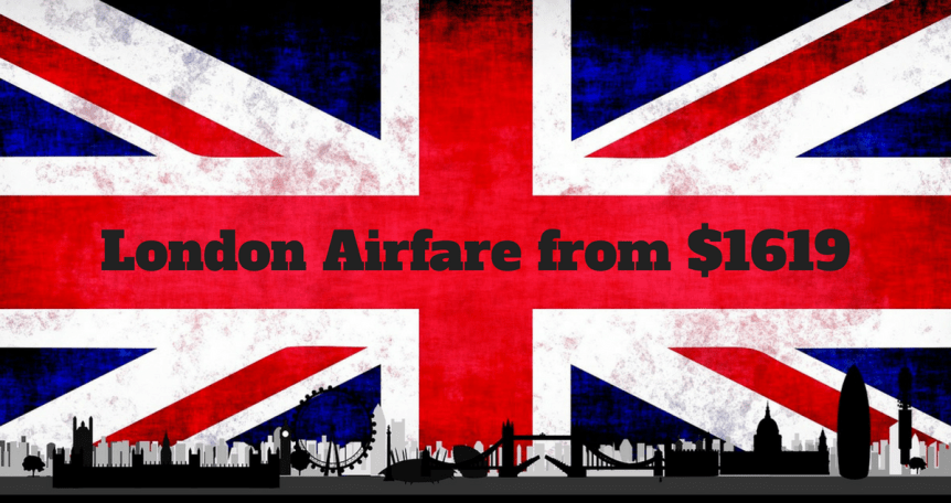 London Airfare Malaysian Airlines