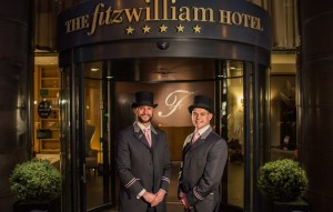 Fitzwilliam hotel Belfast doormen