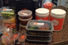Unpacking my five-day Paleta Cleanse