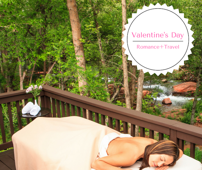 romantic valentine's day getaway and products