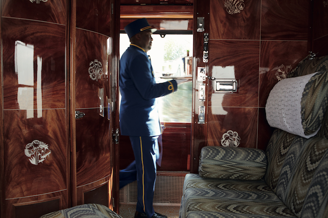 A Luxury Train Trip is the Ideal Digital Detox