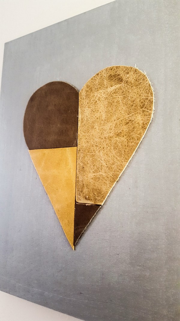 DIY Valentine's Day Wall art 5
