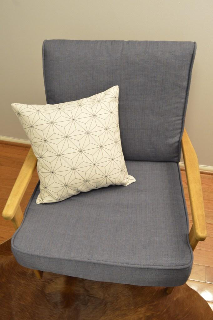mid century chair craigslist challenge