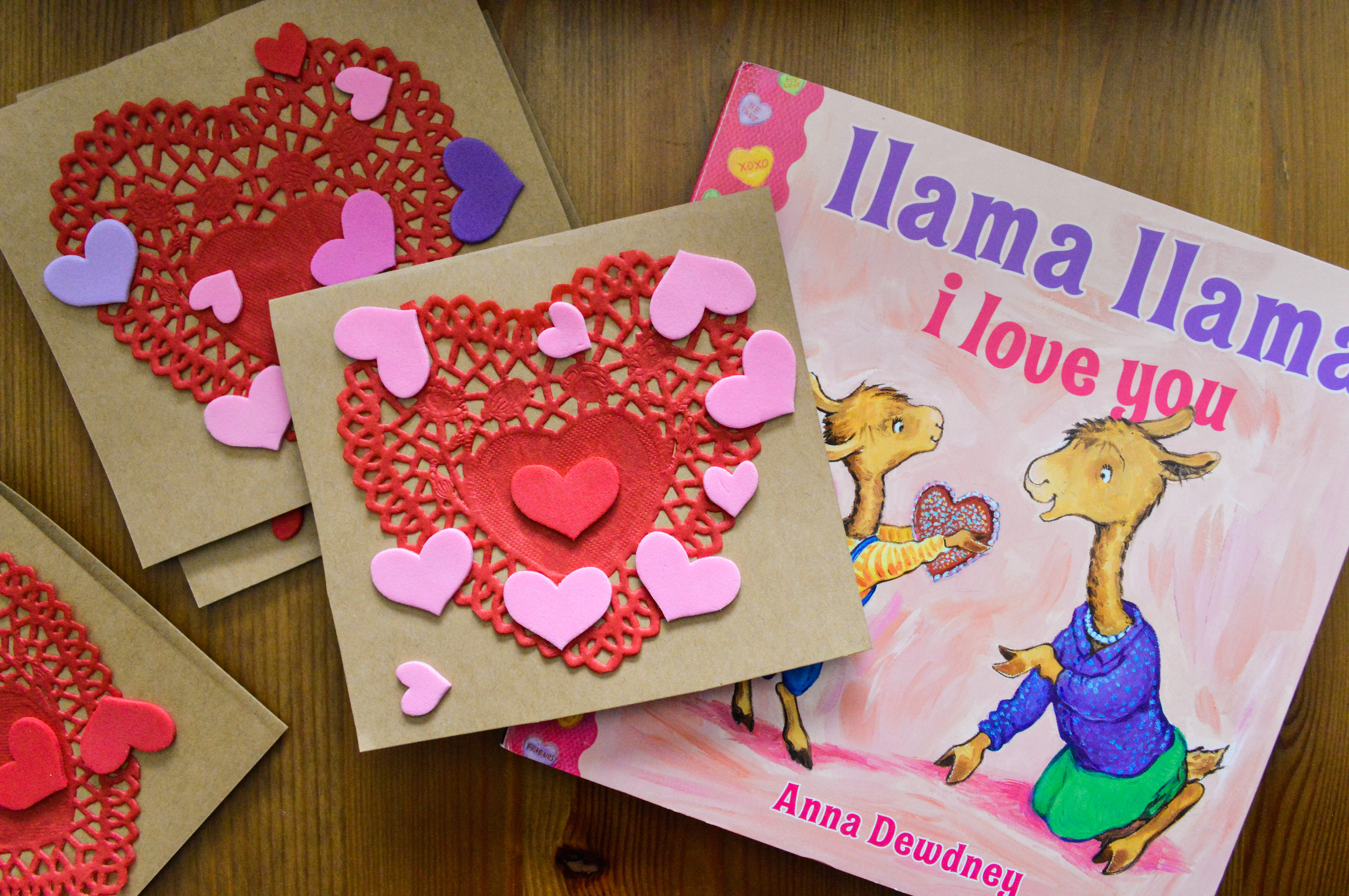 book a craft activity valentines day the travelers nest - Valentines Day Book