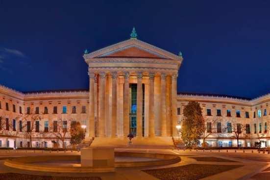 Image result for Philadelphia art museum