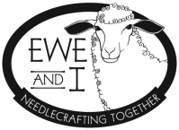 Ewe and I yarn shop logo