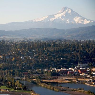 Hood River by Sam Beebe / Ecotrust