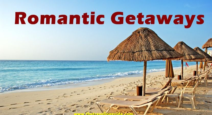 How Do You Decide Where To Go For A Romantic Getaway