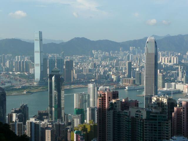 HK has more than 2000 skyscrapers