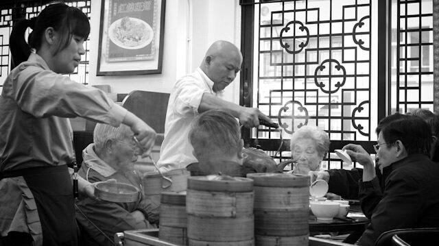 Restaurant in HK serving Dim Sum