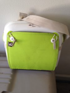 Yummigo Booster Seat and Storage Case