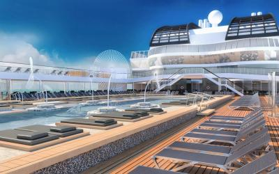 MSC to offer UK cruises from £499pp
