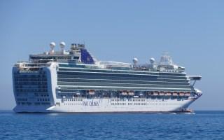 UK cruises 17 May