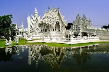 White Temple - Wat Rong Khun, Chiang Rai